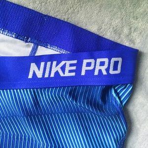 Spandex Nike Pro short